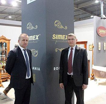 Simex, premiata la Expoziţia Internationala de Mobila de la Kiev